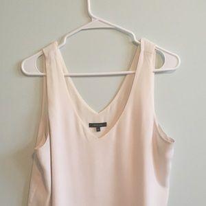 RW&co Tops - Rw&co white tank blouse